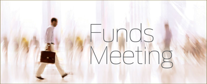 III Encuentro Funds Meeting