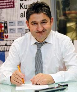 Óscar Campillo, Director del Máster MARCA