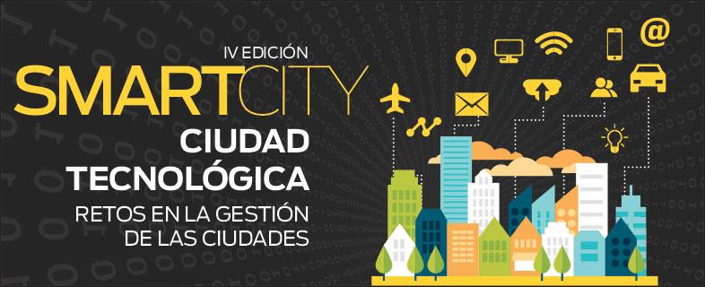 Smart City: Ciudad Técnológica