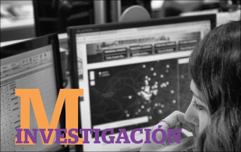 Máster en Periodismo de Investigación, Datos y Visualización