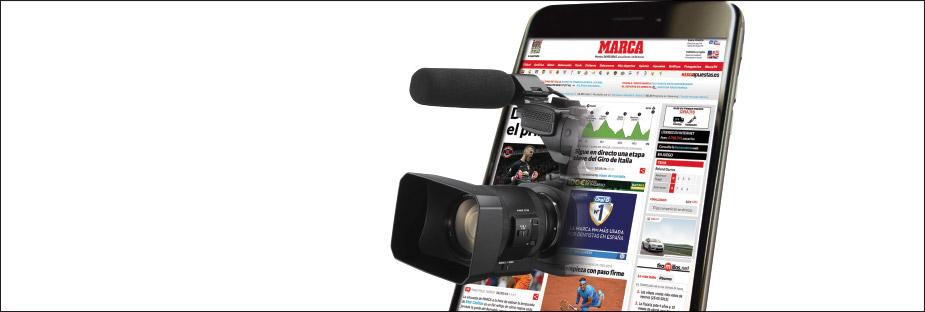 Máster en Comunicación y Periodismo Deportivo MARCA (Online)
