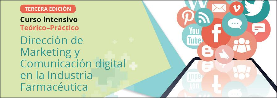 Dirección de Marketing y Comunicación Digital en la industria farmacéutica. 3ª Edición