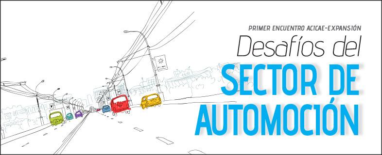 Desafíos del Sector de Automoción