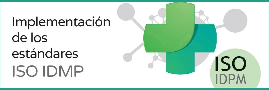 Implementación de los estándares ISO IDMP}