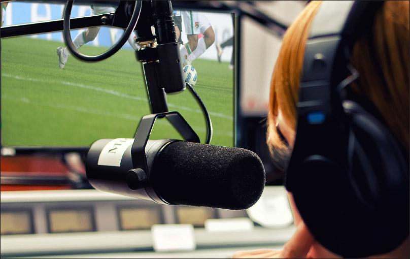 Talleres de Periodismo Deportivo y Televisión de MARCA