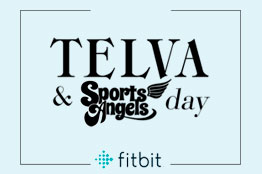V Telva & Sports Angels day by Fitbit