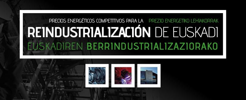 Reindustrialización de Euskadi - 2º Encuentro