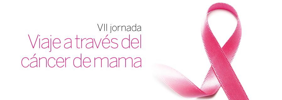 VII Jornada Viaje a través del cáncer de mama