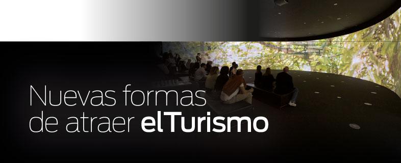 Nuevas formas de atraer el turismo