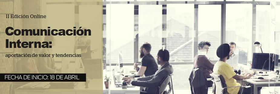 Comunicación Interna: Aportación de valor y tendencias II Edición (Online)
