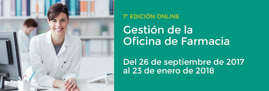 Gestión de la Oficina de Farmacia. 7º Ed. Online