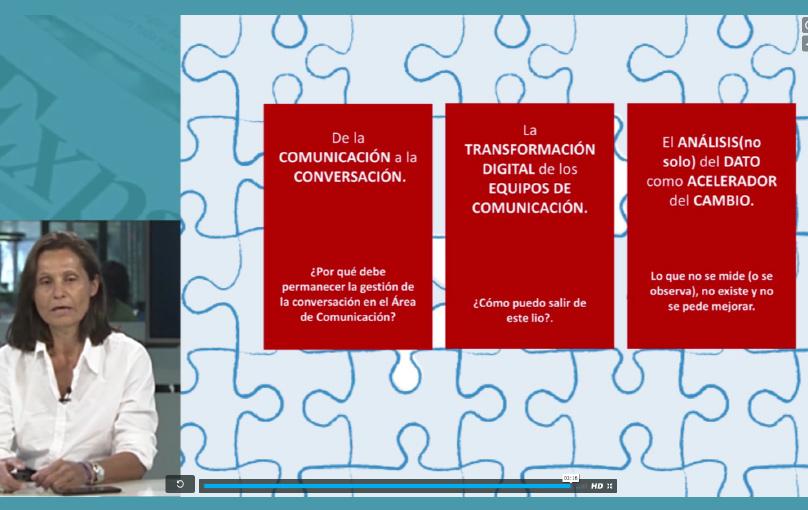 De la Comunicación a la Conversación