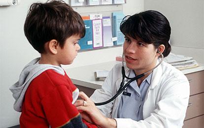 Patología pediátrica en urgencias