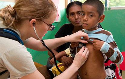 Patología urgente y ayuda pediátrica