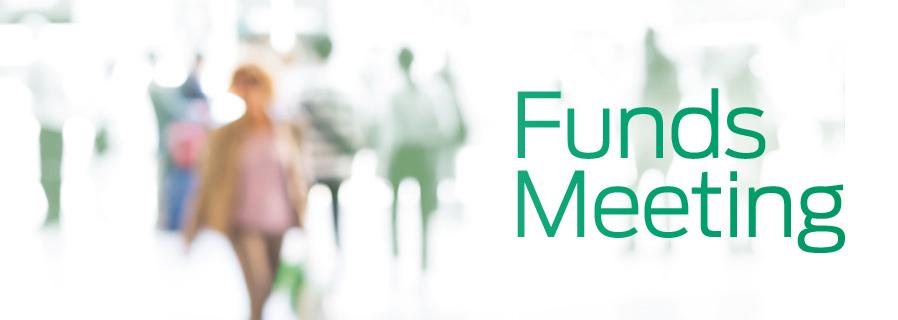 Funds Meeting Bilbao