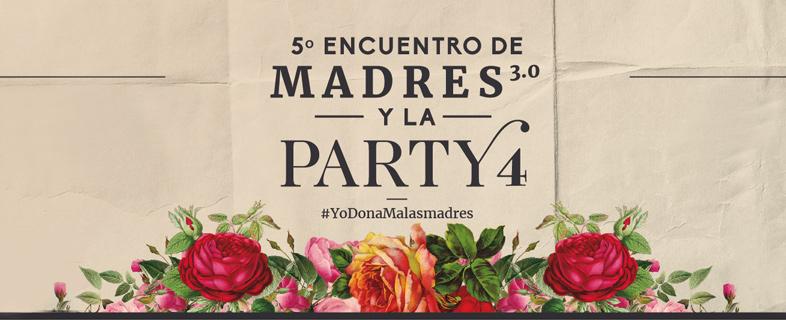 Madres 3.0 y la Party