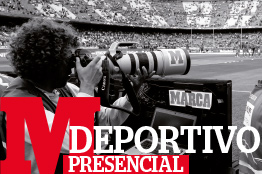 Máster en Periodismo Deportivo MARCA (Presencial)