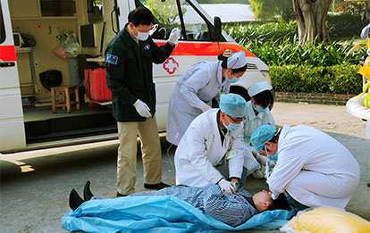 Urgencias y emergencias en salud