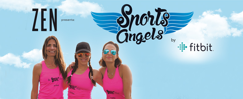 II Sports Angels Day by Fitbit 2017