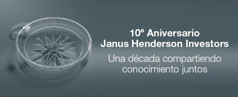 10º Aniversario Janus Henderson Investors