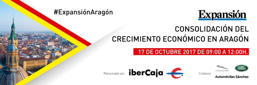 Consolidación del crecimiento económico en Aragón