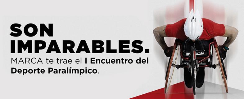 Encuentro MARCA con el Deporte Paralímpico