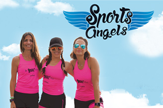 IV Sports Angels Day by Fitbit 2018