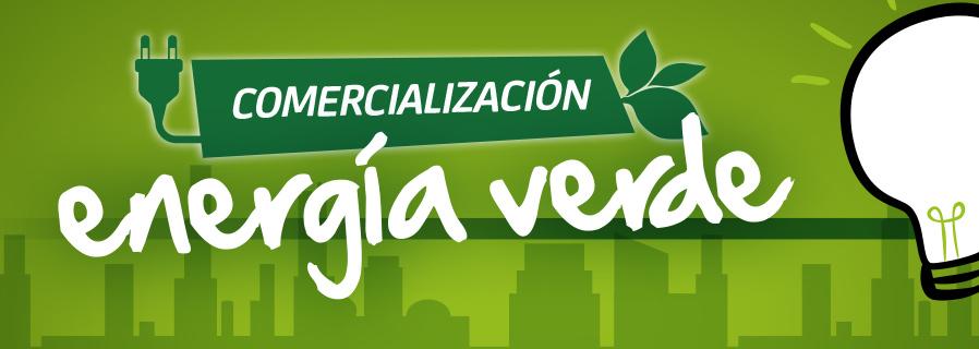 Tendencias: comercialización energía verde