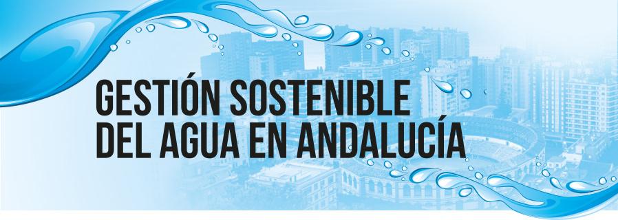 Gestión sostenible del agua en Andalucía
