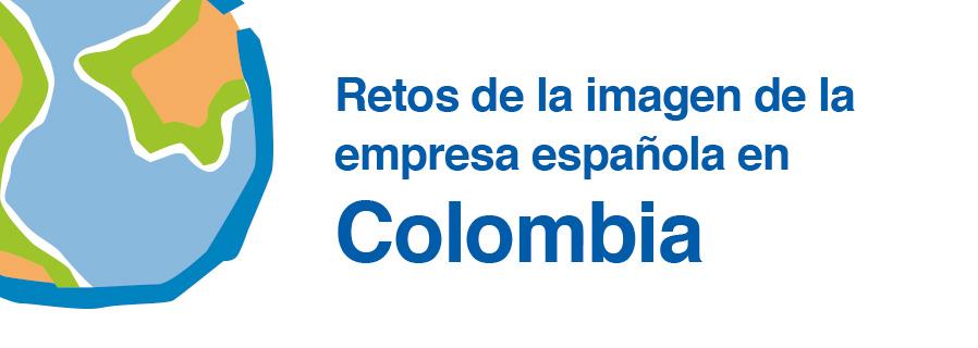Retos de la imagen de la empresa española en Colombia