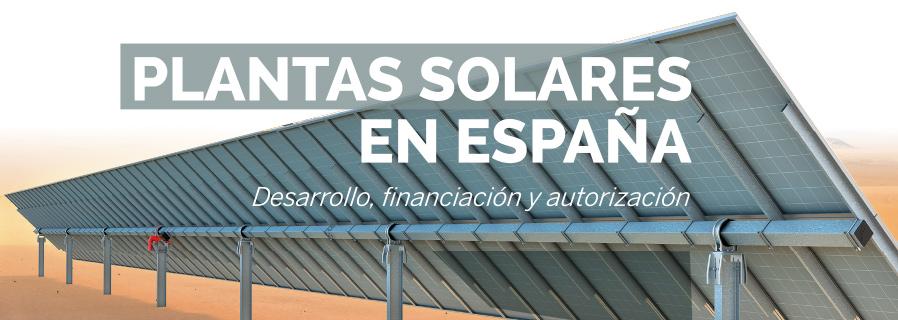 Plantas Solares en España