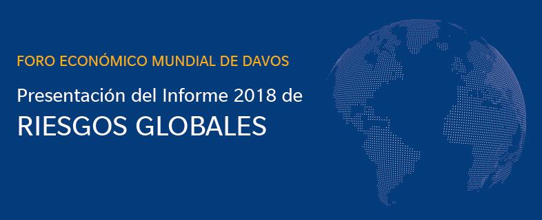 Foro Económico Mundial DAVOS / Marsh & McLennan