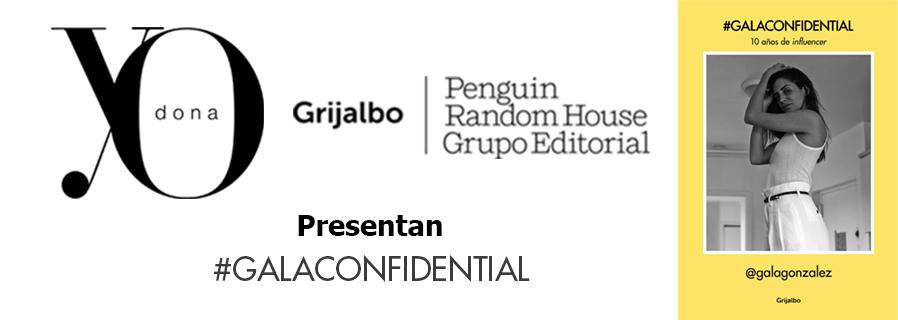 Presentación libro #GALACONFIDENTIAL