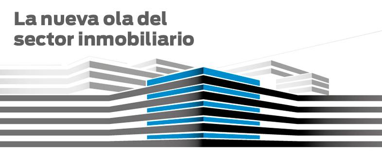 La nueva ola del sector inmobiliario