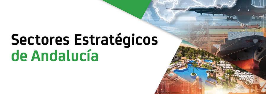 Sectores estratégicos de Andalucía