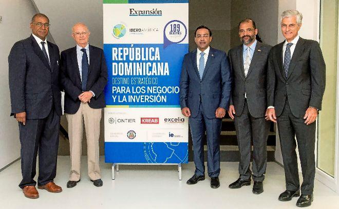 República Dominicana busca elevar la inversión española en el país