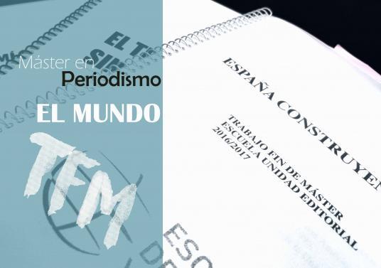 Los alumnos del Máster de EL MUNDO defienden los TFM